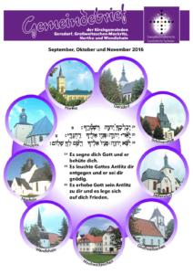 Gemeindebrief 4 - 2016