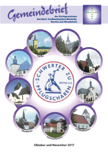 Gemeindebrief 4 - 2017