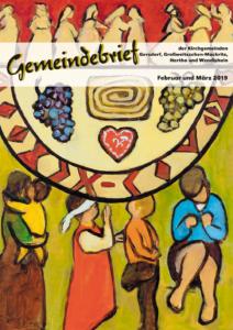 Gemeindebrief 1 - 2019