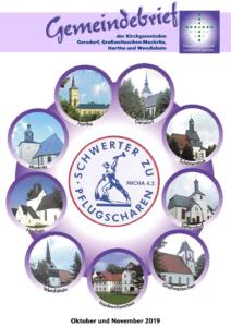 Gemeindebrief 5 - 2019