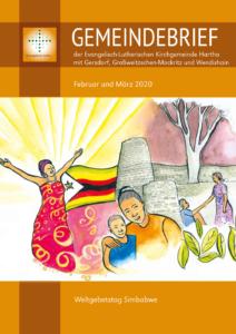 Gemeindebrief 1 - 2020