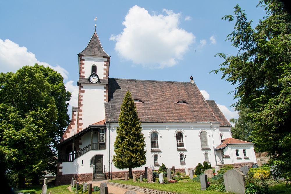 Kirche Großweitzschen