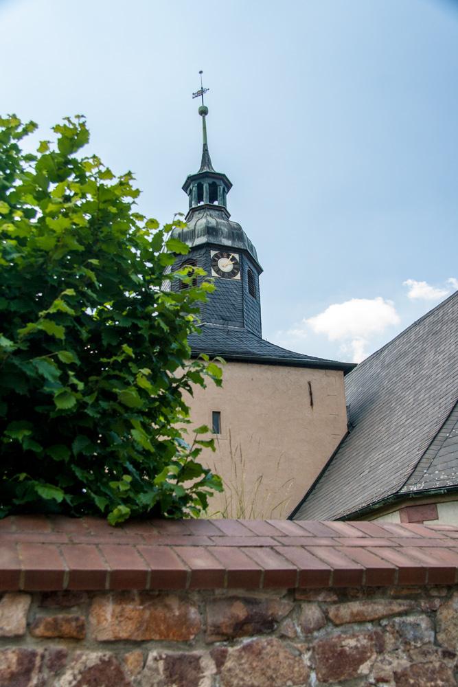 Kirche Mockritz