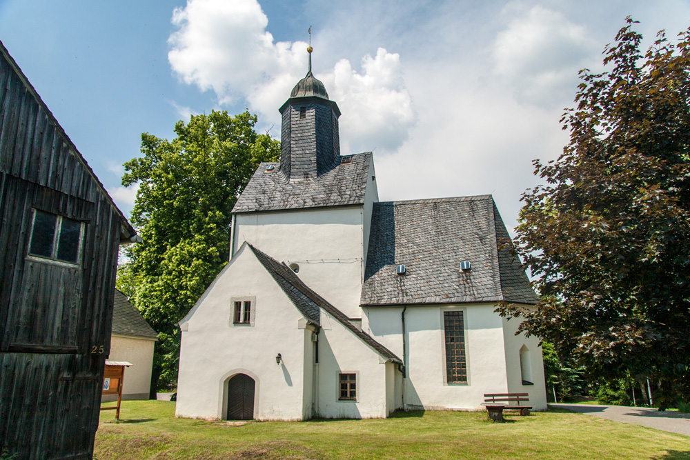 Kirche Nauhain