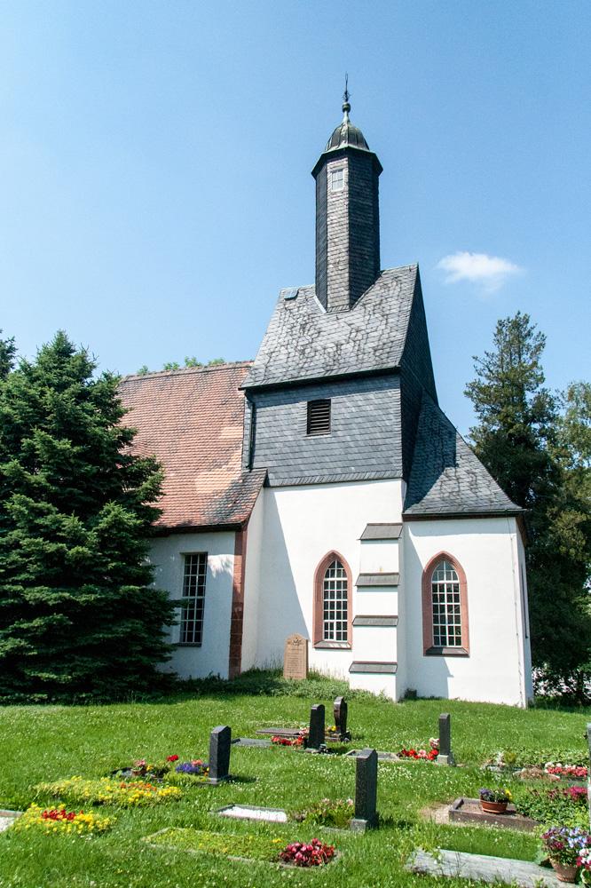 Kirche Schönerstädt