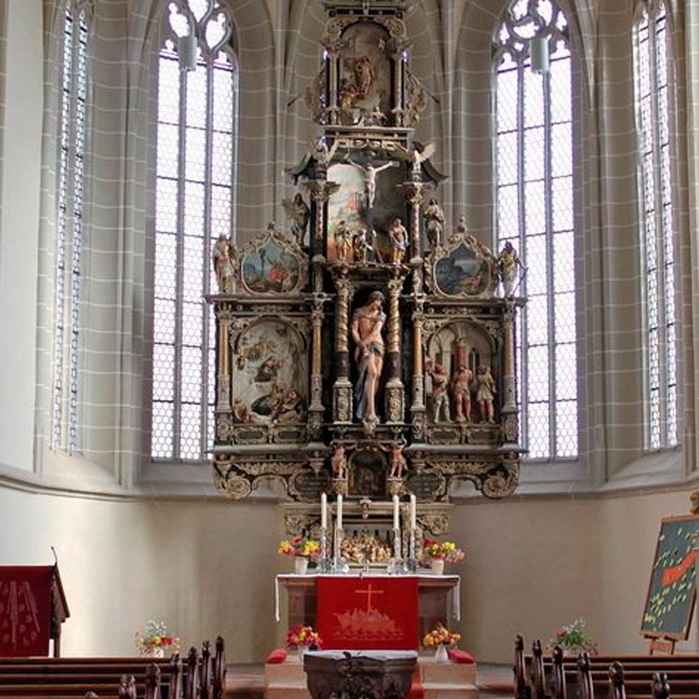 Schwesterkirchgemeinde Leisnig