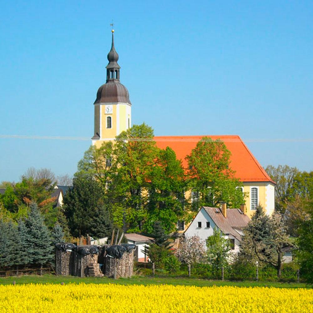 Schwesterkirchgemeinde Zschoppach
